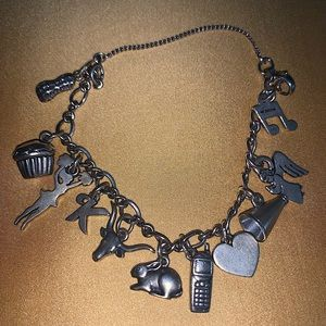 AUTHENTIC James Avery Bracelet with 11 Charms!